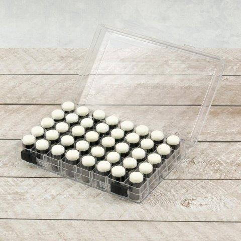 ADCO 725412 - Sponge Dauber Storage Case (Holds 40 Daubers, not included)