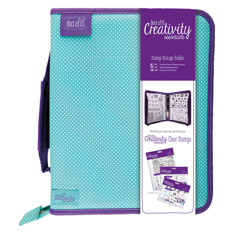 DCE907100 - Creativity Essentials Stamp Storage Folder