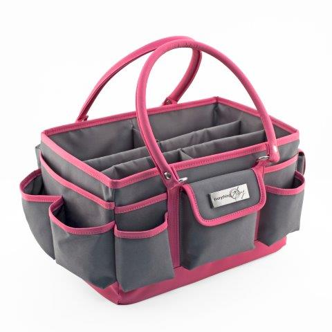 EVM9152-15 - Everything Mary Organizer - Pink and Grey