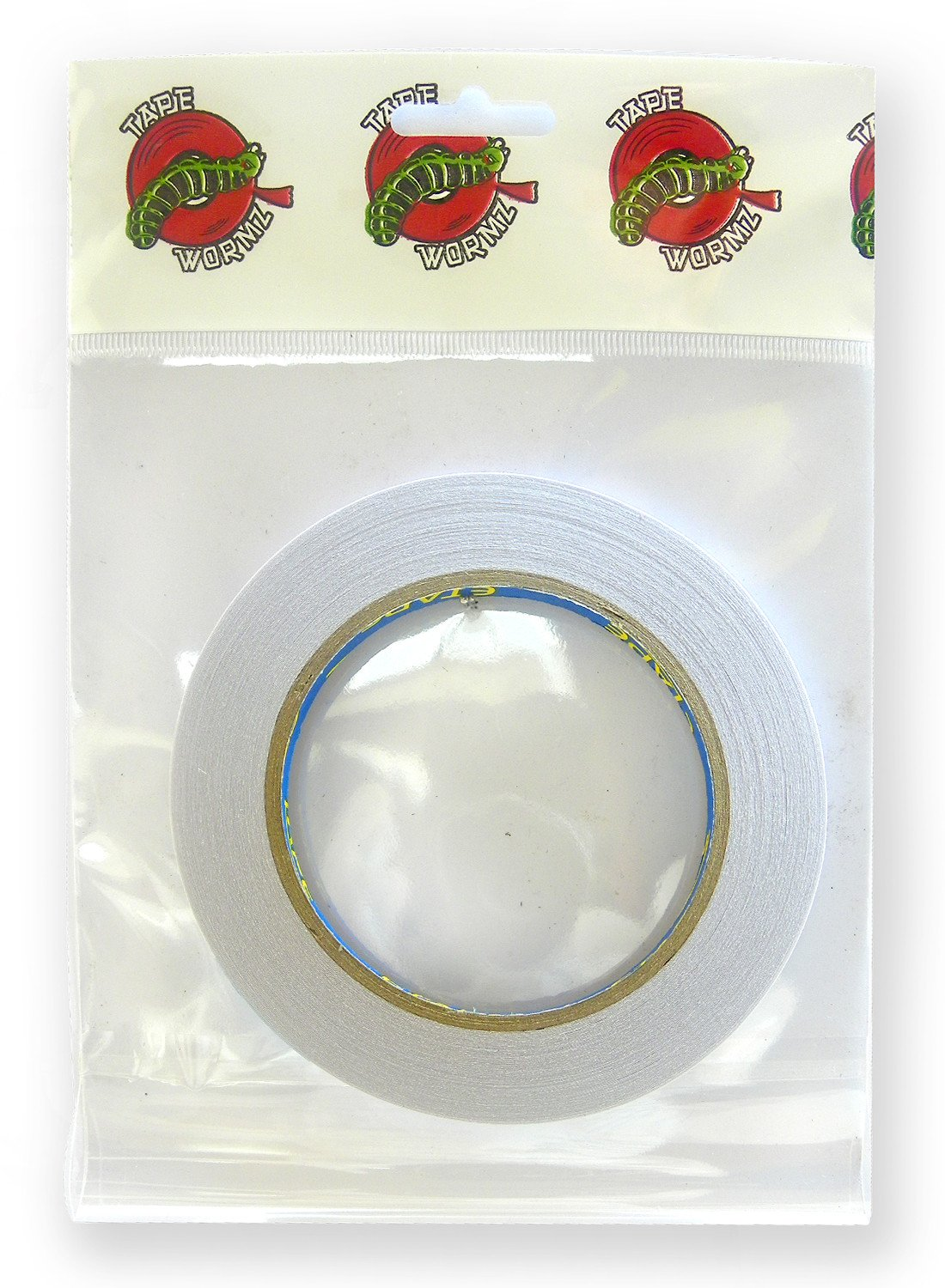 TWP013 - Tape Wormz Polyester Double Sided Tape - 6mm x 30m